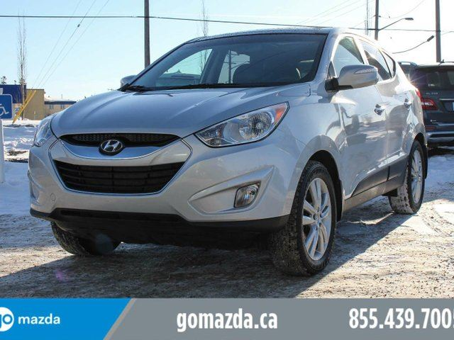2013 HYUNDAI Tucson Limited AWD LEATHER PANO ROOF in Edmonton, Alberta