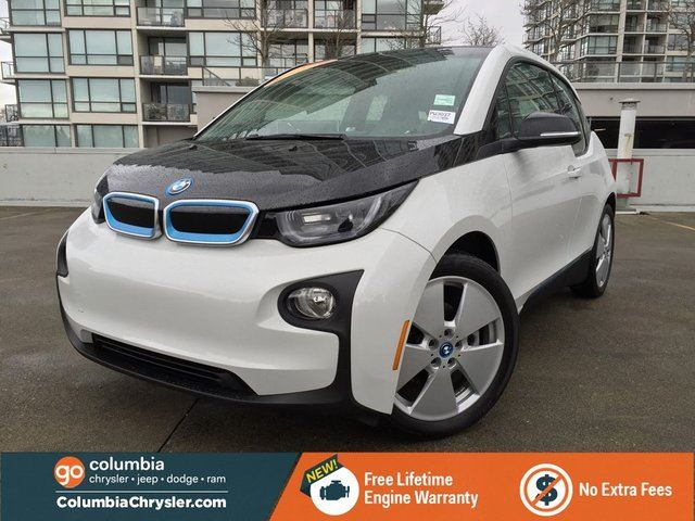 2015 BMW I3 Base w/Range Extender in Richmond, British Columbia