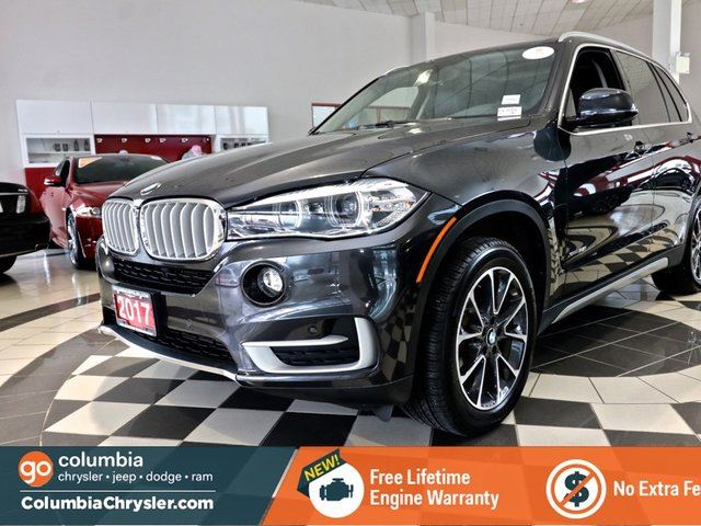 2017 BMW X5 xDrive35i in Richmond, British Columbia