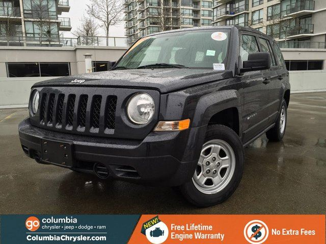 2014 JEEP PATRIOT SPORT in Richmond, British Columbia