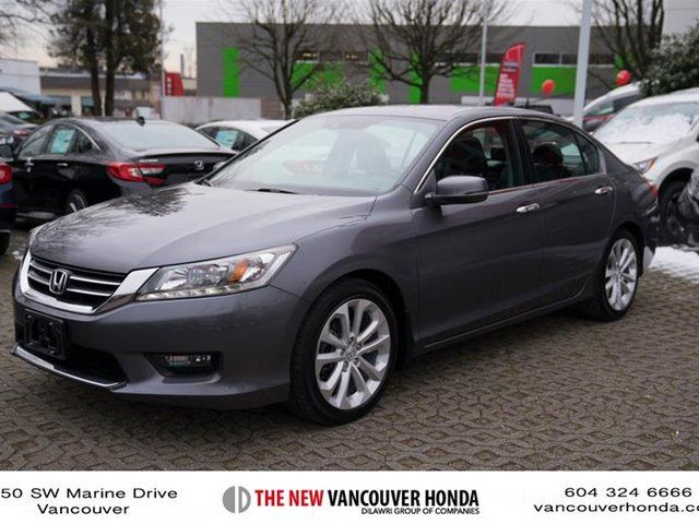 2014 HONDA ACCORD Sedan L4 Touring CVT in Vancouver, British Columbia