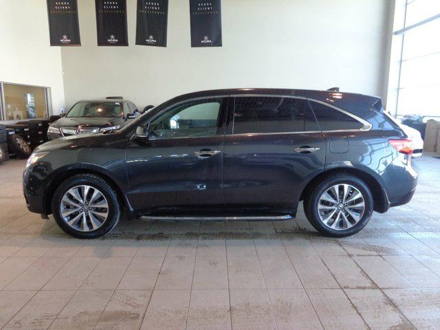 Acura MDX TECH Heated Leather Seats PWR Liftgate Remote - Acura mdx remote start