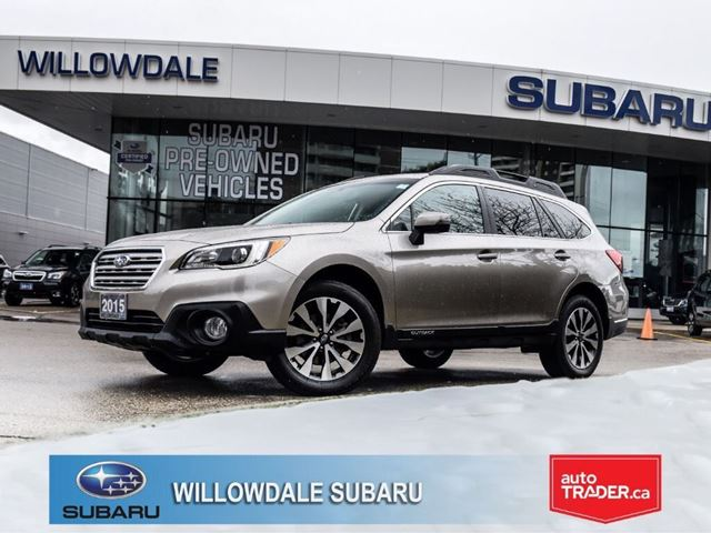 2015 SUBARU OUTBACK 3.6R Limited at in Thornhill, Ontario