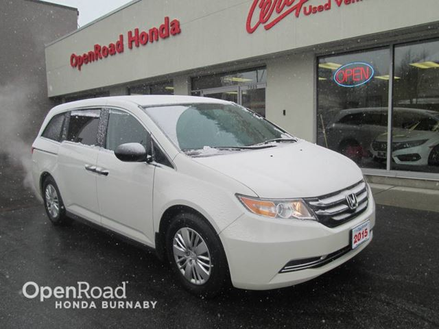 2015 HONDA ODYSSEY LX(Honda Certified) in Burnaby, British Columbia