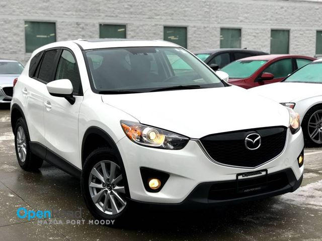 2015 MAZDA CX-5 GS FWD No Accident Local Bluetooth USB AUX Rear in Port Moody, British Columbia
