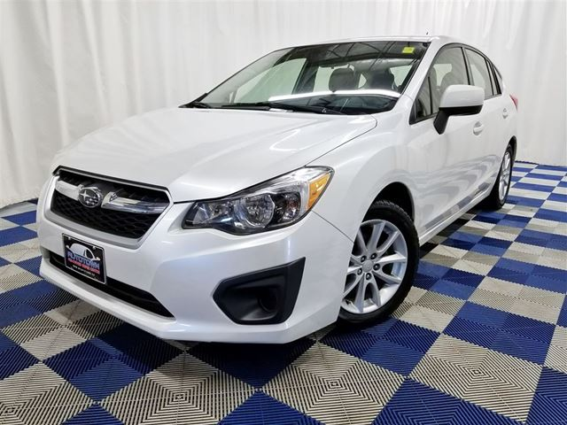 2013 SUBARU IMPREZA Touring Package AWD/ONE OWNER/BLUETOOTH/HTD SEA in Winnipeg, Manitoba