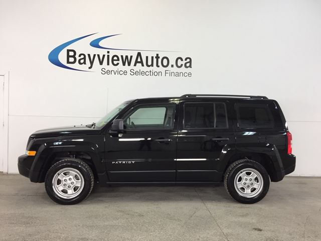 2015 JEEP PATRIOT - 2.4L|HITCH|A/C|CRUISE|54000 KM! in Belleville, Ontario
