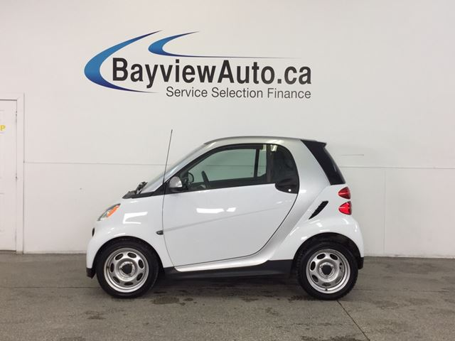 2013 SMART FORTWO - KEYLESS ENTRY|A/C|BLUETOOTH|BUDGET BUDDY! in Belleville, Ontario