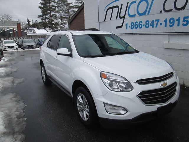 2017 CHEVROLET EQUINOX LT in Kingston, Ontario