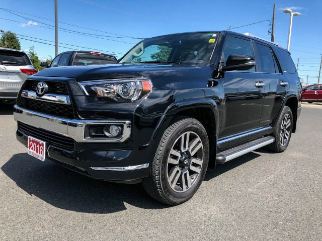 2016 Toyota 4Runner   LIMITED+REMOTE START! in Cobourg, Ontario