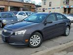 2011 Chevrolet Cruze LS+ w/1SB very low kms in St Catharines, Ontario