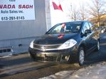 2010 Nissan Versa EXTRA CLEAN LITTLE CAR, 12M.WRTY+SAFETY $3990 in Ottawa, Ontario