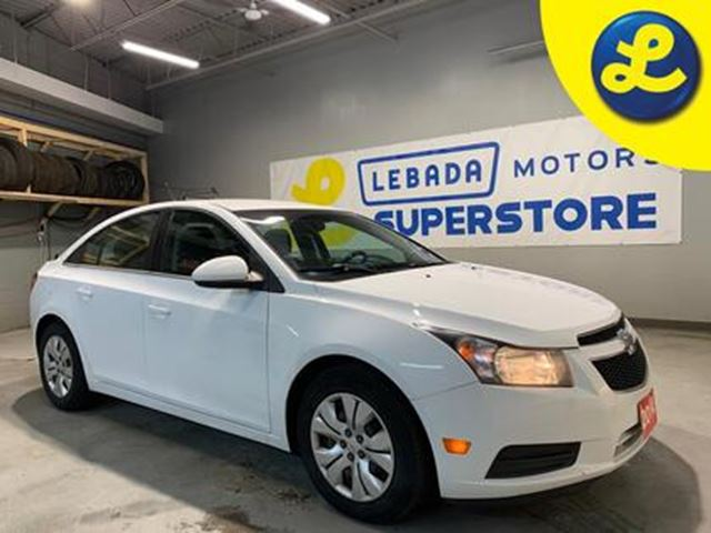 2014 CHEVROLET CRUZE LT*TURBO*PHONE CONNECT*KEYLESS ENTRY w/REMOTE STAR in Cambridge, Ontario