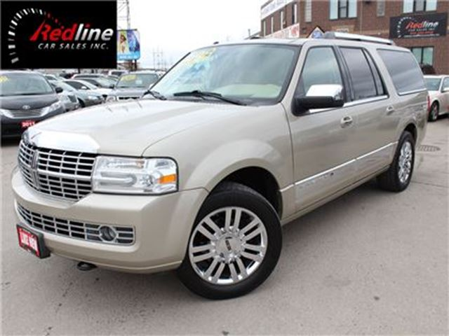 2007 LINCOLN NAVIGATOR Ultimate Navi-DVD in Hamilton, Ontario