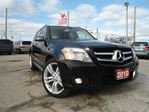 2010 Mercedes-Benz GLK-Class 4MATIC LOADED NAV PANORAMIC REMOTE START NO ACCIDE in Oakville, Ontario