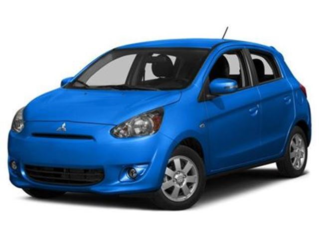 2015 MITSUBISHI MIRAGE ES in Coquitlam, British Columbia