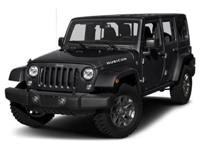 2017 JEEP WRANGLER Unlimited Rubicon in Toronto, Ontario