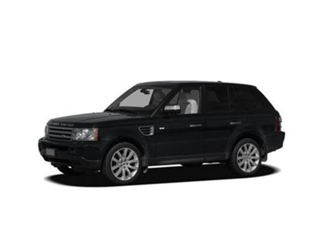 2009 LAND ROVER RANGE ROVER Sport Supercharged in Toronto, Ontario