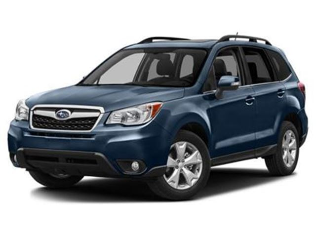 2014 SUBARU FORESTER 2.5i Touring Package in Toronto, Ontario