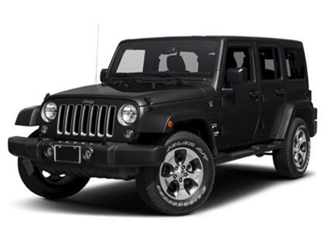2016 JEEP WRANGLER Unlimited Sahara in Toronto, Ontario