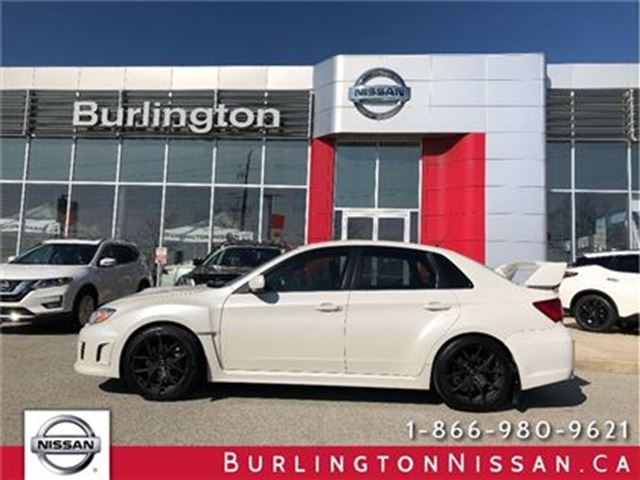 2013 SUBARU IMPREZA STI in Burlington, Ontario