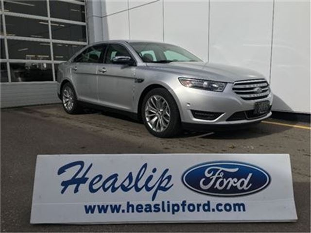 2015 Ford Taurus Limited AWD in Hagersville, Ontario