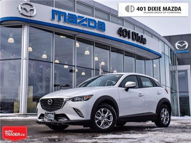 2017 MAZDA CX-3 GS in Mississauga, Ontario