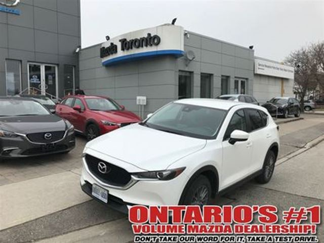 2018 MAZDA CX-5 GS/AWD in Toronto, Ontario
