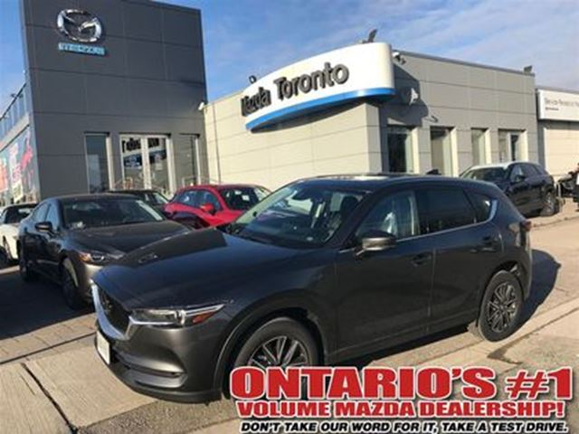 2018 MAZDA CX-5 GT/TECH/AWD in Toronto, Ontario