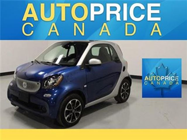 2016 SMART FORTWO passion PANOROOF in Mississauga, Ontario