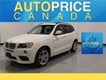 2014 BMW X3 NAVI PANOROOF LEATHER XENON in Mississauga, Ontario