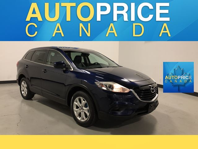 2013 MAZDA CX-9 AWD 7PASS LEATHER PANOROOF in Mississauga, Ontario