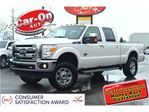 2016 Ford F-250 Lariat SUPERDUTY DIESEL 4X4 LEATHER NAV SUNROOF in Ottawa, Ontario