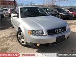 2003 Audi A4 1.8T   LEATHER   ROOF   HEATED SEATS in London, Ontario