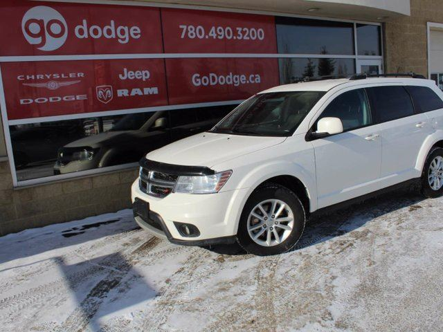 2014 DODGE JOURNEY SXT in Edmonton, Alberta