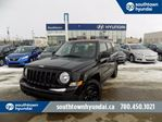 2016 Jeep Patriot SPORT in Edmonton, Alberta