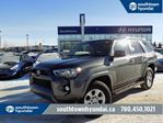2015 Toyota 4Runner SR5 V6/NAV/LEATHER/SUNROOF in Edmonton, Alberta