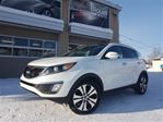 2013 Kia Sportage EX Luxury, 56 608 km !! AWD, Interieur cuir in Sainte-Marie, Quebec