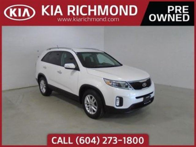 2014 KIA SORENTO LX FWD in Richmond, British Columbia