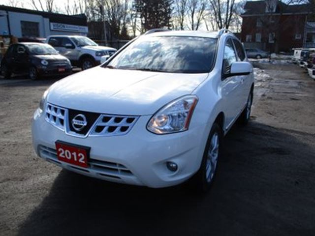 2012 NISSAN ROGUE POWER EQUIPPED ALL WHEEL DRIVE 5 PASSENGER HEAT in Bradford, Ontario