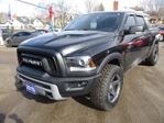 2015 Dodge RAM 1500 LOADED 'REBEL EDITION' 5 PASSENGER 5.7L - HEMI. in Bradford, Ontario