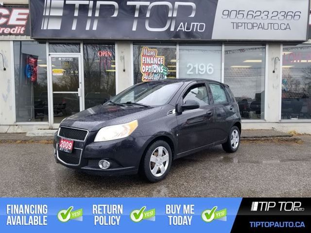 2009 Chevrolet Aveo LS ** Low Km's, Automatic, Great Price ** in Bowmanville, Ontario