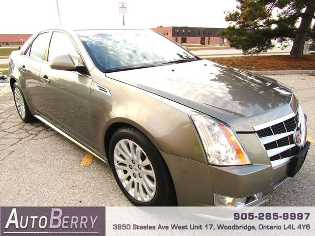 2010 CADILLAC CTS CTS4 - AWD - 3.0L in Woodbridge, Ontario
