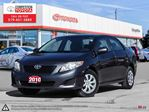 2010 Toyota Corolla CE One Owner, No Accidents, Toyota Serviced in London, Ontario