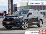 2016 Toyota Highlander Limited Toyota Certified, One Owner, No Accidents, Toyota Serviced in London, Ontario