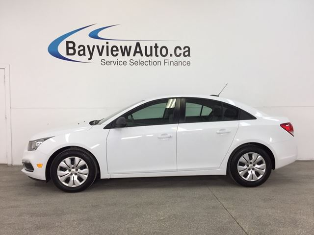 2016 CHEVROLET CRUZE - 1.8L|A/C|ON STAR|LOW KM|BUDGET BUDDY! in Belleville, Ontario