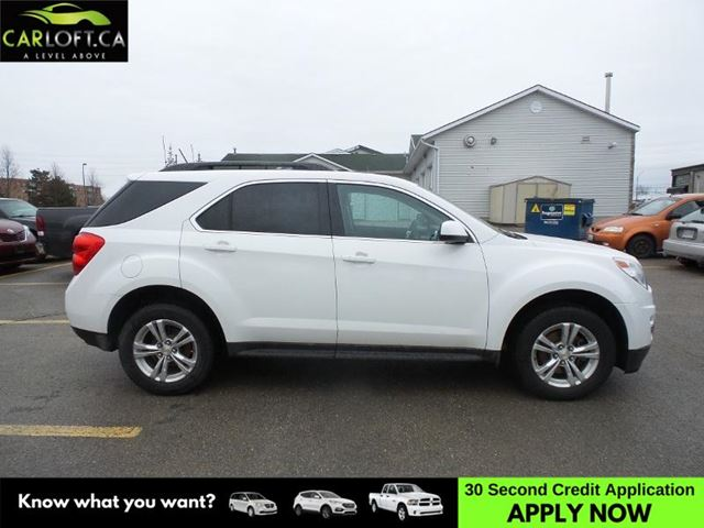 2013 CHEVROLET EQUINOX 2LT in Kingston, Ontario