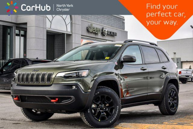 2019 JEEP Cherokee TRAILHAWK in Thornhill, Ontario