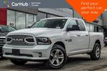 2018 Dodge RAM 1500 New Car Sport 4x4 Quad Convenience Package HEMI Bluetooth 20Alloys in Thornhill, Ontario