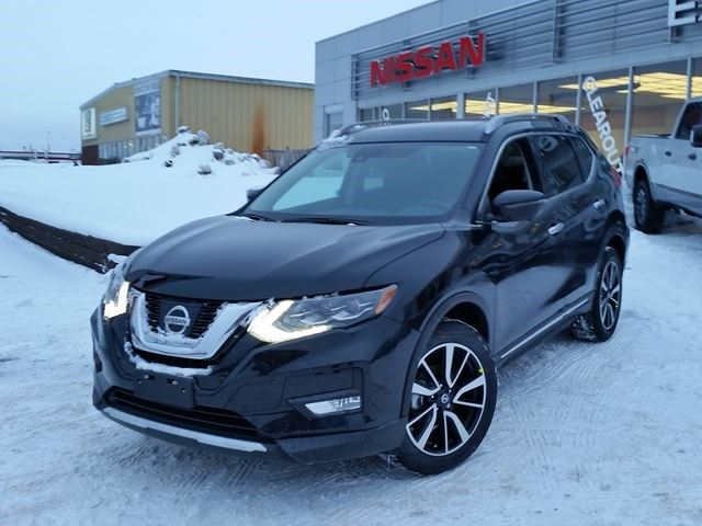 2017 NISSAN ROGUE AWD 4dr SL Platinum in Mississauga, Ontario